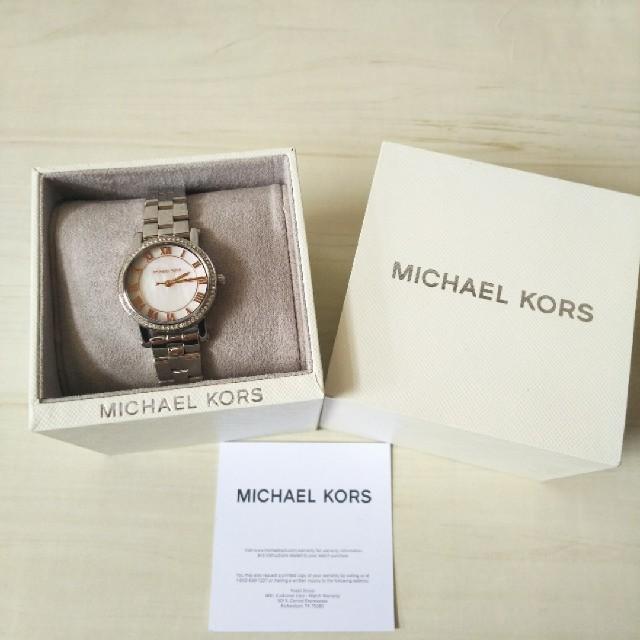 Michael Kors - MICHAEL KORS レディース腕時計の通販 by miemie's shop|マイケルコースならラクマ