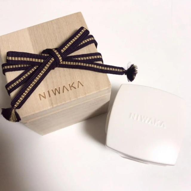 俄(ニワカ)のNIWAKA 俄 木箱 ケース レディースのアクセサリー(リング(指輪))の商品写真