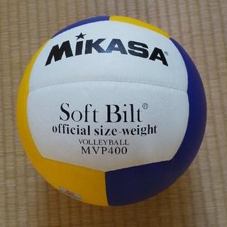 ミカサ(MIKASA)のバレーボール中学検定球 MVP400 4号(バレーボール)