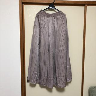 MURUA - プリーツ   スカーチョ