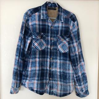 ローズバッド(ROSE BUD)のROSE BUD メンズシャツ S(シャツ)