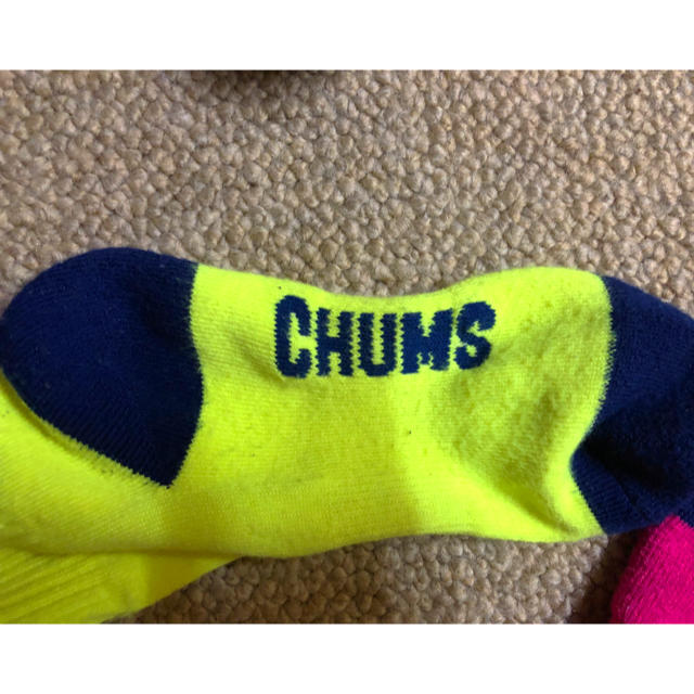 CHUMS(チャムス)のCHUMS(チャムス)靴下 ソックス2足セット レディースのレッグウェア(ソックス)の商品写真