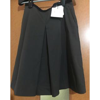 ポールカ(PAULE KA)のポールカ 未使用 タグ付き スカート(ひざ丈スカート)