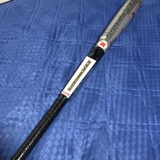ゼット(ZETT)のブラックキャノン マックス 84センチ720g(バット)