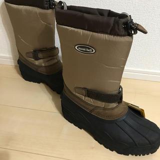 モンベル(mont bell)のmont-bell スノーブーツ  長靴(ブーツ)
