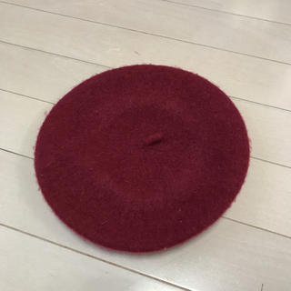 アンパサンド(ampersand)の新品◇ampersandウールベレー帽(帽子)