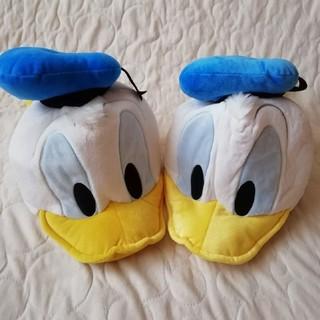 Disney - ディズニーリゾート ドナルドダックファンキャップセット