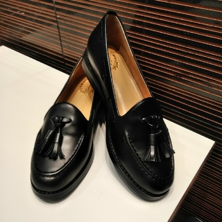 ランダ(RANDA)の新品 最後の1点 定価13932円 本皮革 ランダ22.0〜22.5 ローファー(ローファー/革靴)
