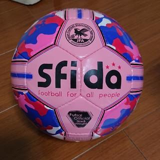 フットサルボール SFIDA
