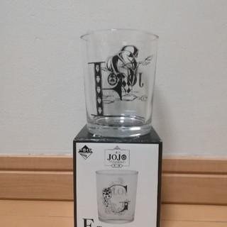 ジョジョの奇妙な冒険 の 一番くじ E賞 グラス  フーゴ(キャラクターグッズ)