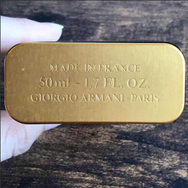 Armani(アルマーニ)のアルマーニ 香水 50ml コスメ/美容の香水(香水(男性用))の商品写真