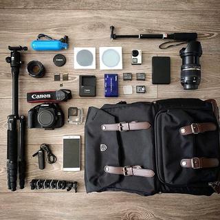 キヤノン(Canon)のカメラバッグ  一眼レフ  25L レインカバー付き(ケース/バッグ)