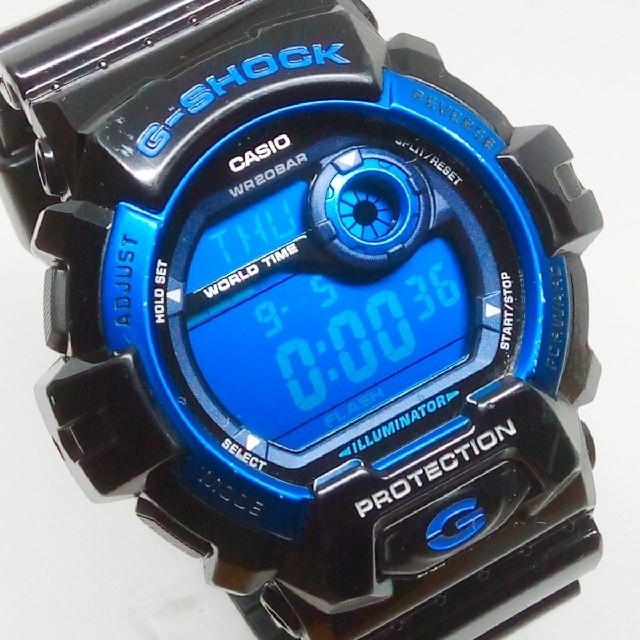 G-SHOCK - LEDオートライト搭載!G-8900A-1JF G-SHOCKの通販 by スライリー's shop|ジーショックならラクマ