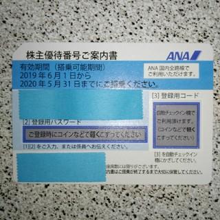 ANA 株主優待券×50枚(航空券)