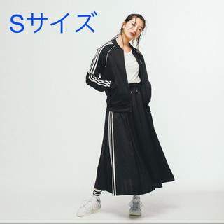アディダス(adidas)のadidas originals ロング サテンスカート S(ロングスカート)