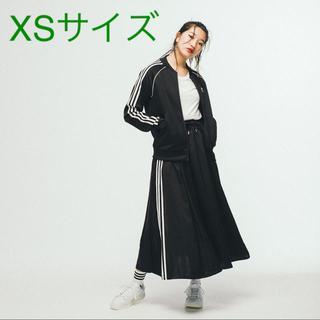 adidas - adidas originals ロング サテンスカート XS