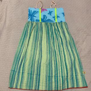 アッシュペーフランス(H.P.FRANCE)のJuana de Arco ホアナデアルコ ショートスリップドレス(ひざ丈ワンピース)