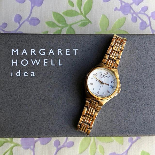 MARGARET HOWELL - MHL.  ㉝   腕時計・稼動品✨の通販 by manma's shop|マーガレットハウエルならラクマ