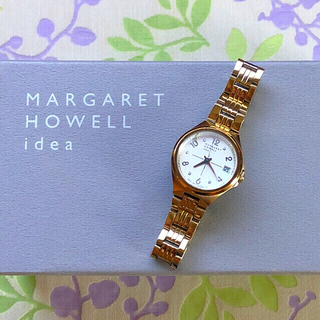 マーガレットハウエル(MARGARET HOWELL)のMHL.  ㉝   腕時計・稼動品✨(腕時計)