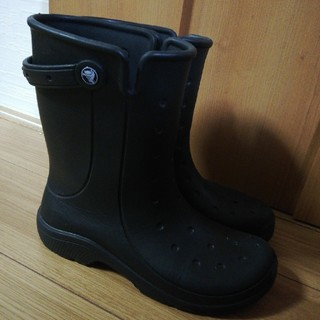 クロックス(crocs)のcrocs長靴(長靴/レインシューズ)