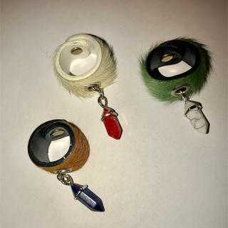 【新品未使用】M.Y.O.B リング 指輪 ブラウン(リング(指輪))