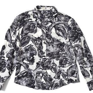 ジバンシィ(GIVENCHY)の◇GIVENCHY◇size42 vitnage flower shirts(シャツ/ブラウス(長袖/七分))
