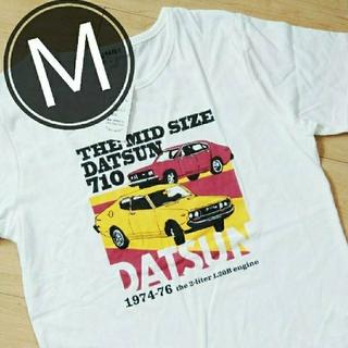 ニッサン(日産)のダットサン DATSUN メンズM 半袖 Tシャツ 車好きに(Tシャツ/カットソー(半袖/袖なし))