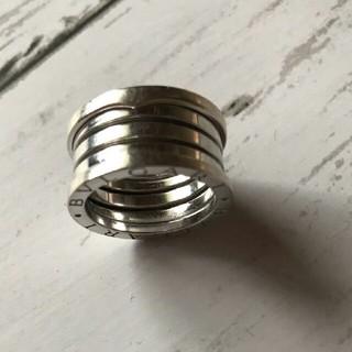 ブルガリ(BVLGARI)のkanamama★BVLGARI ブルガリ ビーゼロワン 指輪 K18(リング(指輪))