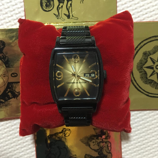 CABANE de ZUCCa - カバンドズッカ ゼロリセット 南條愛乃 時計の通販 by める's shop|カバンドズッカならラクマ