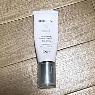 クリスチャンディオール(Christian Dior)のディオール スノーホワイトニング UVプロテクション50 パーリーホワイト(化粧下地)
