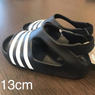 adidas - 【新品★タグ付き】adidas サンダル アディレッタ 13cm