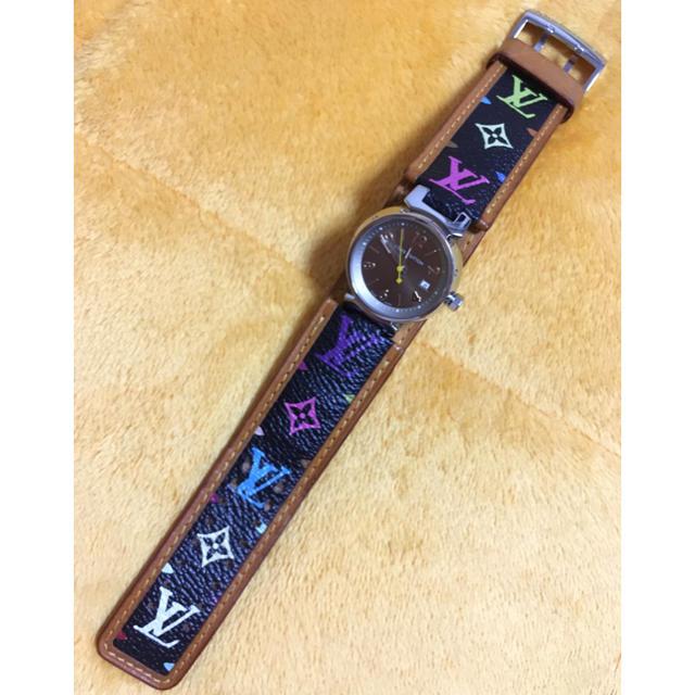 LOUIS VUITTON - ヴィトン 時計 大幅お値下げ!の通販 by ふぇい's shop|ルイヴィトンならラクマ