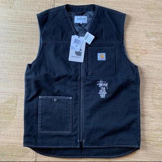 ステューシー(STUSSY)の即発送 日本未発売 stussy carhartt dsm vest(ベスト)