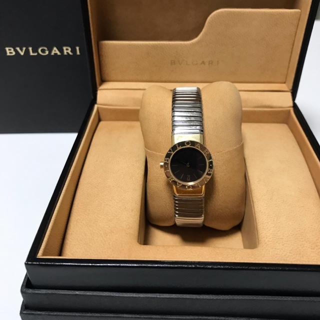 BVLGARI - BVLGARI ブルガリ トゥボガス k18 腕時計 レディースの通販 by ごたろう's shop|ブルガリならラクマ