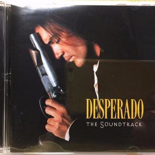 専用商品「デスペラード」オリジナル・サウンドトラック(映画音楽)