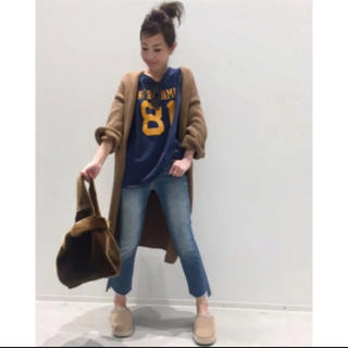 アパルトモンドゥーズィエムクラス(L'Appartement DEUXIEME CLASSE)の新品タグ付 アパルトモン *Lauren Manoogian knit Gown(カーディガン)