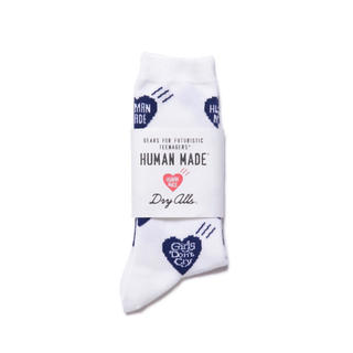 GDC - HUMAN MADE X Girls Don't Cry  SOCKS