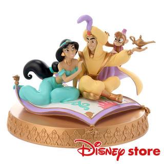 Disney - フィギュア アラジン&ジャスミン Aladdin 2019