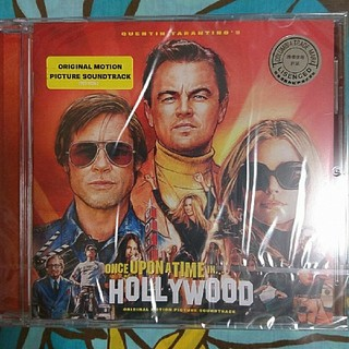 Once Upon A Time In Hollywood OST(映画音楽)