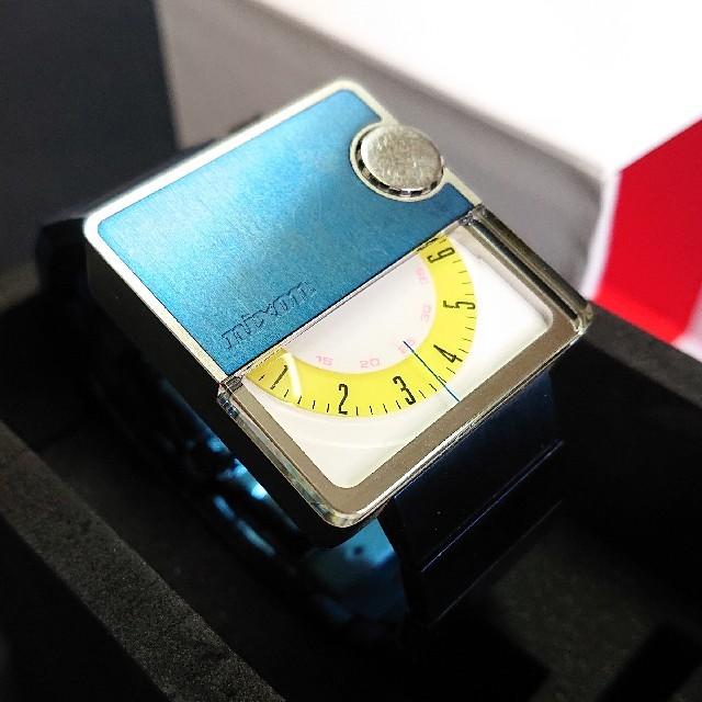 NIXON - NIXON【THE MURF】ニクソン★稼働品★送料無料★メンズ腕時計の通販 by エイプス's shop|ニクソンならラクマ