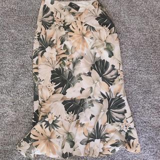 レディー(Rady)の花柄ロングスカート(ロングスカート)