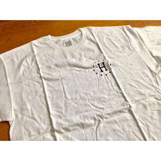 ハフ(HUF)の送料無料!【激レア!】HUF skateboarding Tシャツ XLサイズ(Tシャツ/カットソー(半袖/袖なし))