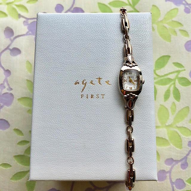 agete - agete  ㉒   腕時計・稼動品✨の通販 by manma's shop|アガットならラクマ