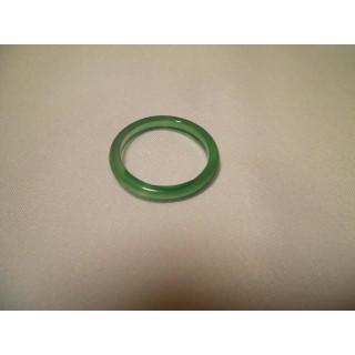 D54f62●パワーストーン●天然石メノウ指輪●瑪瑙 めのう●15号リング●(リング(指輪))