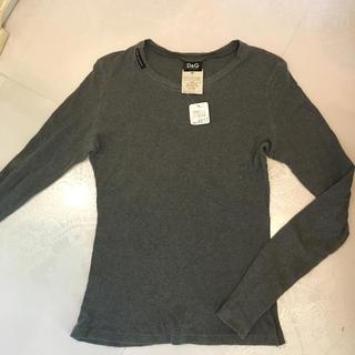 ドルチェアンドガッバーナ(DOLCE&GABBANA)のDOLCE &ガッパーナ グレーロンT(Tシャツ(長袖/七分))