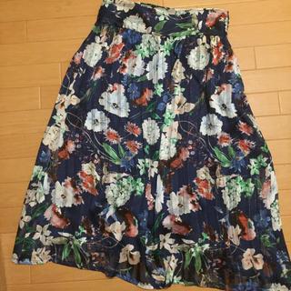 アーモワールカプリス(armoire caprice)のl'armoire de luxe アモワールカプリス 今季スカート  新品(ひざ丈スカート)