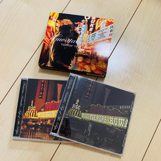 TOP OF THE POPS(2CD)(ポップス/ロック(邦楽))