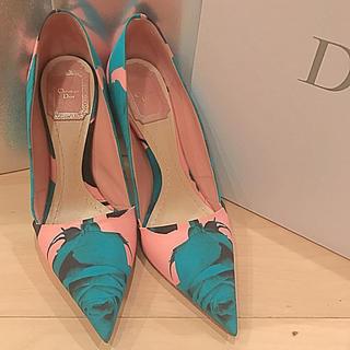 ディオール(Dior)のディオールパンプス(ハイヒール/パンプス)