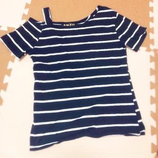 アンズ(ANZU)の肩出しトップス(Tシャツ(半袖/袖なし))