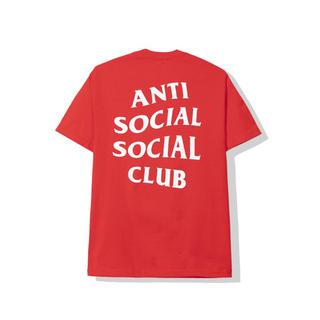 アンチ(ANTI)のASSC アンチソーシャルソーシャルクラブ Tシャツ M 19FW 未開封 東京(Tシャツ/カットソー(半袖/袖なし))